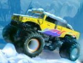 Viagem De Caminhão Monstro Estações Do Ano: Inverno jogo gratis