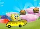 Carro Velocidade Spongebob