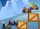 Corrida super heróis 3