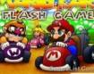 Mario Kart Flash Jogo