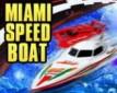 Miami Velocidade Do Barco