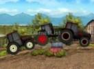 Trator de exploração agrícola Corrida