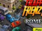 Tráfego Frenesi De Roma