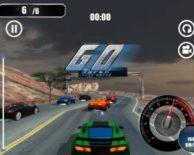 Super velocidade Corredor 3D